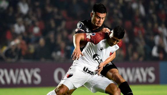 Colón vs. Argentinos Juniors EN VIVO ONLINE vía DirecTV Sports: juegan por octavos de Copa Sudamericana 2019 | Foto: Twitter