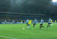 Brasil vs. Uruguay: Pedrinho anotó golazo para el 1-0 del 'Scratch' por el Preolímpico 2020   VIDEO