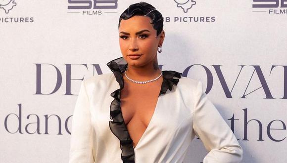 Demi Lovato se sincera sobre su sexualidad en entrevista con Entertainment Weekly. (Foto: @ddlovato)