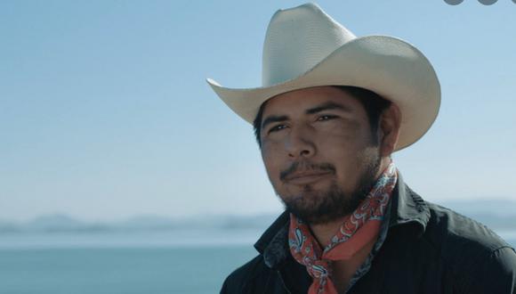 """""""Luis se preocupó siempre por el bienestar de su amada tribu yaqui y nunca dudó en defenderla"""". escribió en sus redes sociales Sergi Pedro Ros, director del documental. (Foto: Twitter-@laminuta)."""
