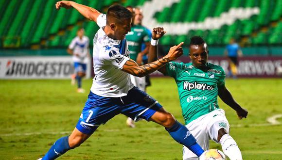 Jugadores de Vélez Sarsfield envueltos en escándalo  (Foto: AFP)