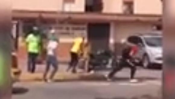 Un fanático del América de Cali fue asesinado por seguidores del Deportivo Cali.