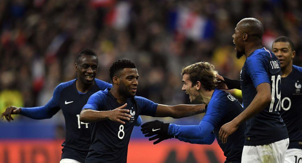 7. Francia - 1166. (Foto: AFP)