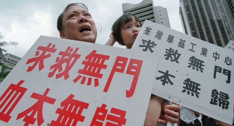 Beijing está preocupado por la cantidad de empresas en quiebra y está tratando de encontrar una solución. (Foto: Getty Images)
