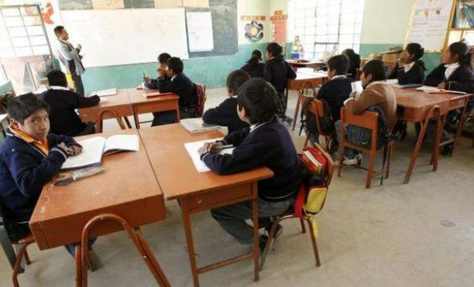 En la ECE se evaluará a más de 1 millón de escolares. El Minedu anunció que los estudiantes de Educación Bilingue serán evaluados en sus lenguas originarias (Foto: archivo)