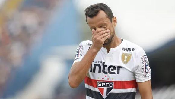 Sao Paulo perdió 1-0 contra Sao Caetano por los cuartos de final del Paulistao. (Foto: Globoesporte)