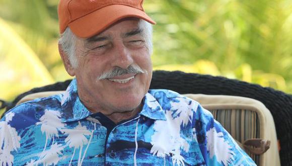 Andrés García está retirado de la televisión por sus problemas de salud (Foto: Televisa)