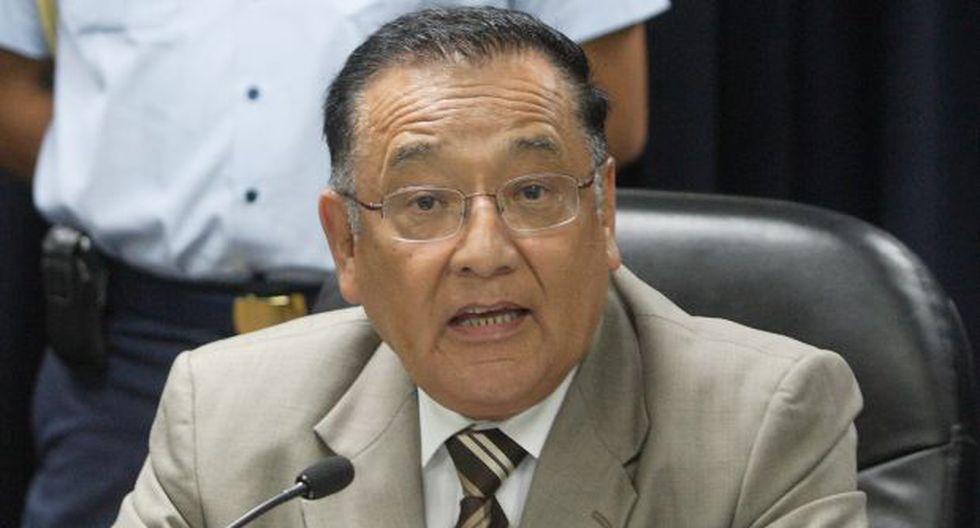 """Soto Vallenas: """"No hubo pleno del CNM para recibir a Figallo"""""""