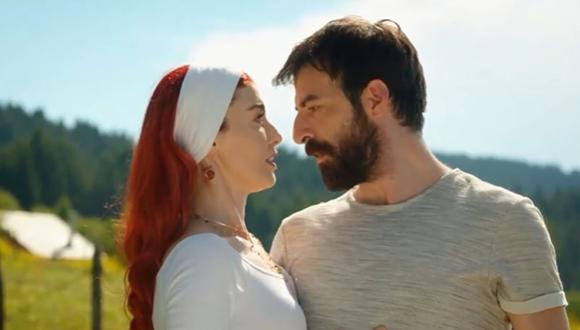 Kuzey Mollaoglu y Yildiz Kadioglu Mollaoglu son los protagonistas de esta historia de amor. Conoce todo a continuación (Foto: Estrella de amor/Process Film)