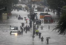 India: al menos 11 muertos al derrumbarse un edificio en Bombay afectado por las lluvias del monzón