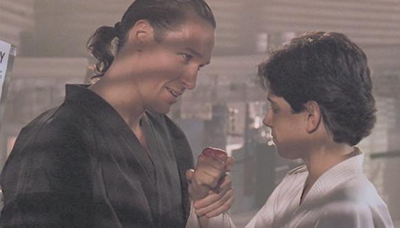 """¿Qué pasó con el actor Thomas Ian Griffith tras interpretar a uno de los memorables villanos de la franquicia de """"Karate Kid""""? (Foto: Columbia Pictures)"""