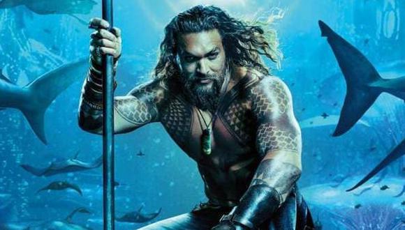 La historia de  Arthur Curry, el rey de Atlantis tiene una escena a la mistad de los créditos que puede sugerir una secuela de Aquaman o Justice League 2. (Foto: Warner Bros)
