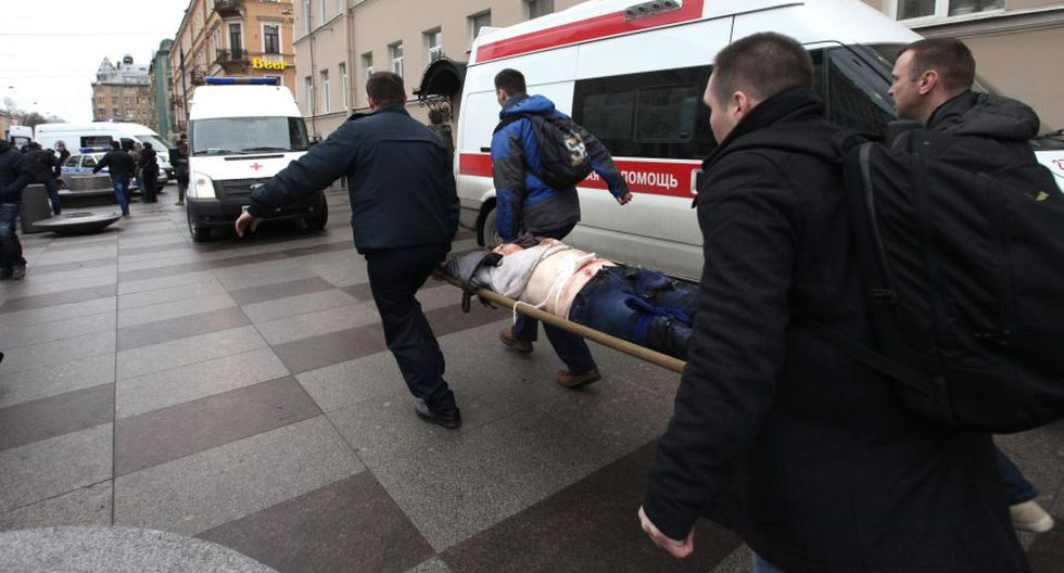 Rusia: Tragedia en el metro de San Petersburgo [FOTOS] - 14