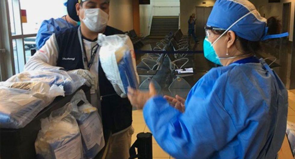 La primera víctima es un hombre de 78 años que tenía antecedentes de hipertensión arterial (Foto: Andina)