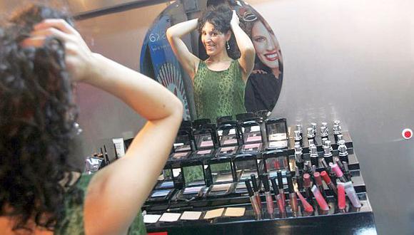 Demanda de cosméticos crece más en provincias que en Lima