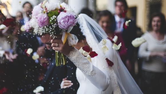 """La boda de unos novios estuvo a punto de arruinarse de no ser por la """"salvada"""" del padrino. (Foto: Pixabay/Referencial)"""
