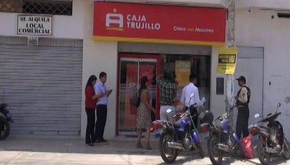 Caja Trujillo implementará servicios financieros en provincias