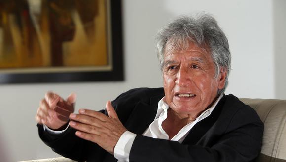 Acuña Peralta, en octubre del año pasado, comparó la situación del etnocacerista con la del expresidente de Sudáfrica Nelson Mandela, quien estuvo preso por su lucha social contra Apartheid. (Foto: GEC)