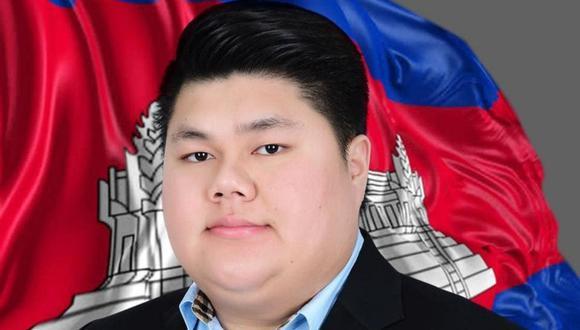 Doung Chhay tiene un gran historial de violencia. Incluso ha sido sentenciado por la justicia de su país. (Foto: Doung Chhay | Facebook)