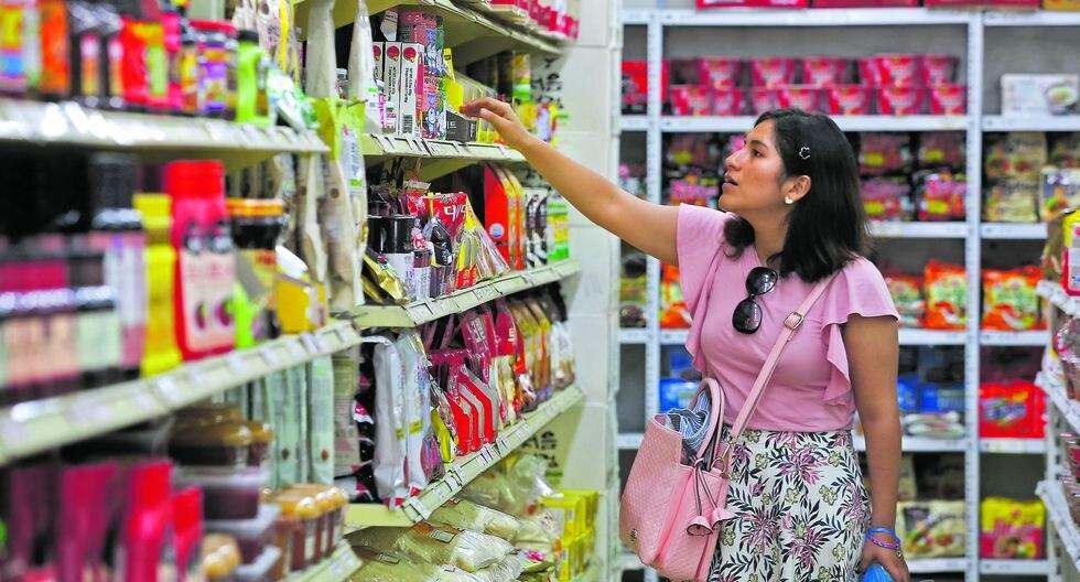 Los rubros relacionados a la producción, distribución y venta de alimentos tendrían mejores resultados al cierre del 2020.(Foto: Manuel Melgar / Archivo)