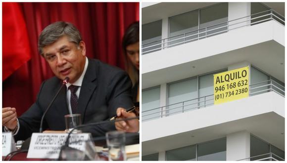 Estrada asumió el cargo de ministro en abril del presente año.
