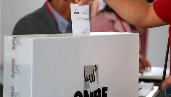 Las elecciones generales están programadas para el mes de abril del 2021. (Foto: GEC)