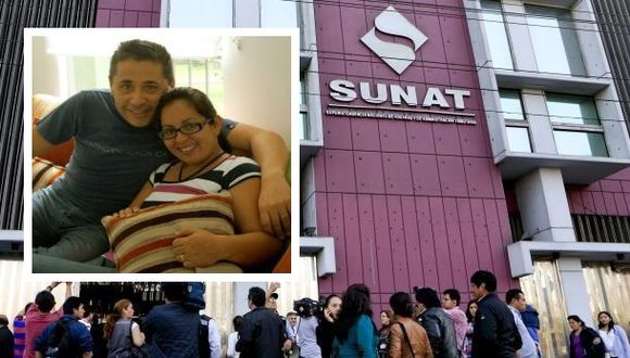 Funcionario de la Sunat maltrató a mujer con discapacidad
