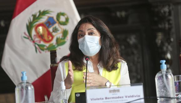 La cita será en la sala Túpac Amaru del Palacio de Gobierno. (Foto: PCM)