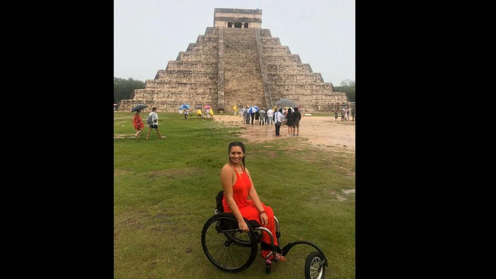 Chichén Itzá, México. (Foto: Marcela Marañón)