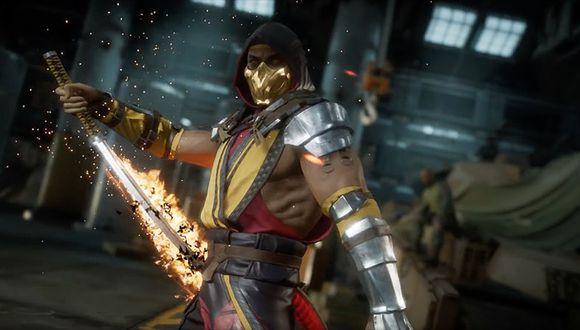 Mortal Kombat 11 usará el sistema anti-hackeo de Denuvo. (Difusión)