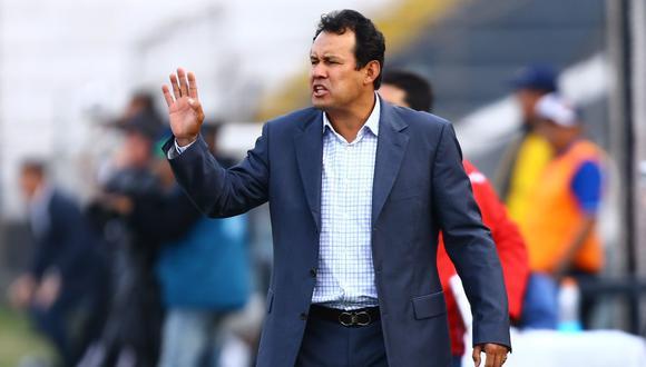 Tras su salida del Puebla de México, Juan Reynoso fue relacionado con Alianza Lima. (Foto: GEC)