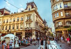 ¿Por qué Serbia es una buena opción para los peruanos que quieren viajar a estudiar y trabajar?