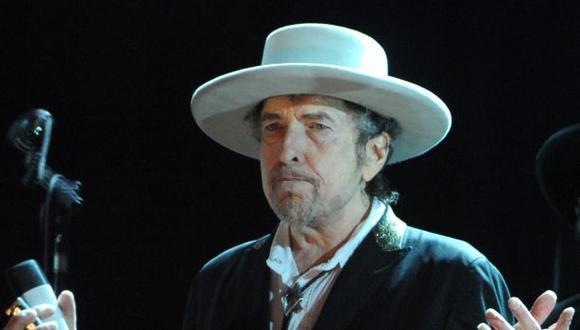 Bob Dylan en Estocolmo para recibir su Nobel de Literatura