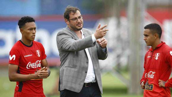 Nicolás Rey puede llegar a la gerencia general de Alianza Lima. (Foto: GEC)