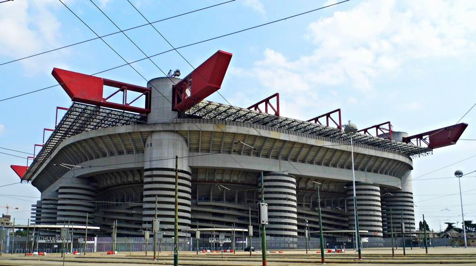AC Milan mostró imágenes del estadio que inaugurará el 2020 - 5