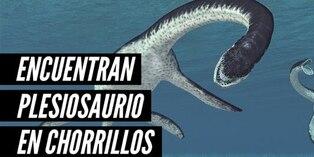 Encuentran a plesiosaurio en el Morro Solar de Chorrillos