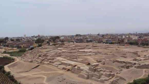 A través de su cuenta en Twitter, el centro arqueológico Mateo Salado invitó a los ciudadanos a una visita guiada mañana a las 10 a.m. (Foto: Ministerio de Cultura)