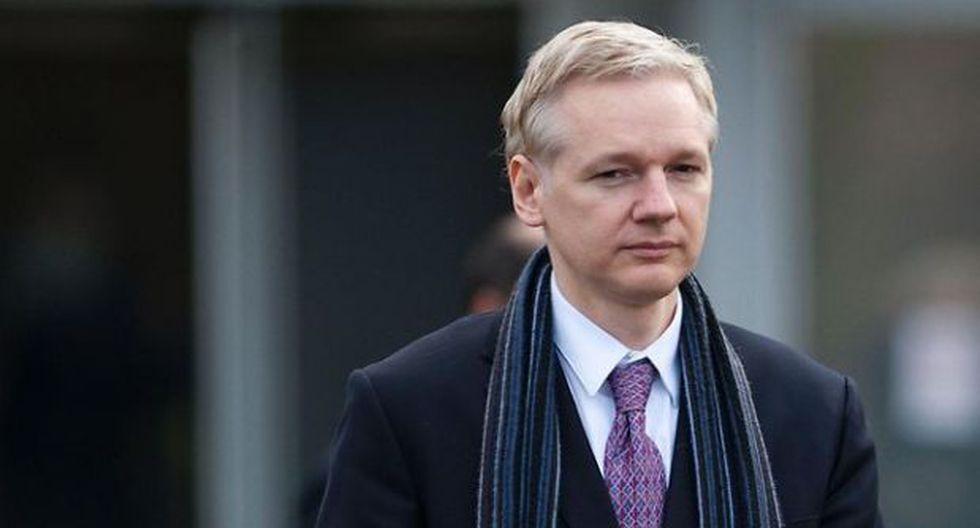 Fundador de Wikileaks cumple 3 años encerrado en Reino Unido