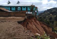 Huánuco: amplían estado de emergencia en Sillapata por deslizamientos