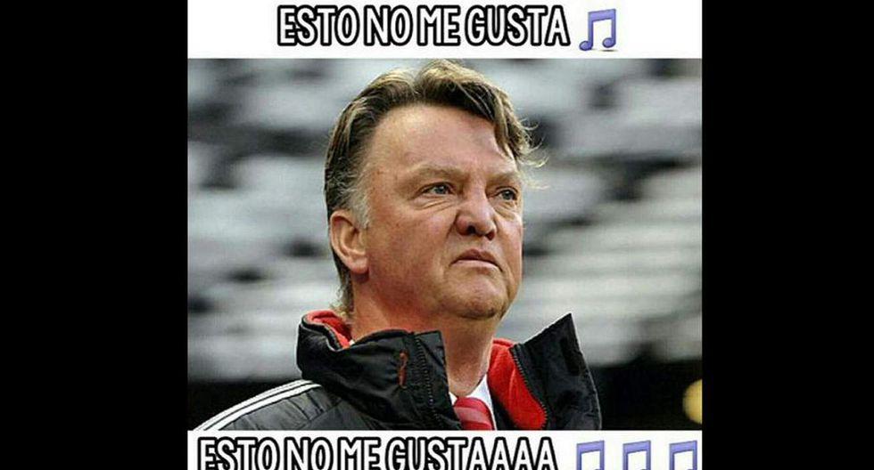 Van Gaal y los memes tras los dos goles de Falcao con Colombia - 8