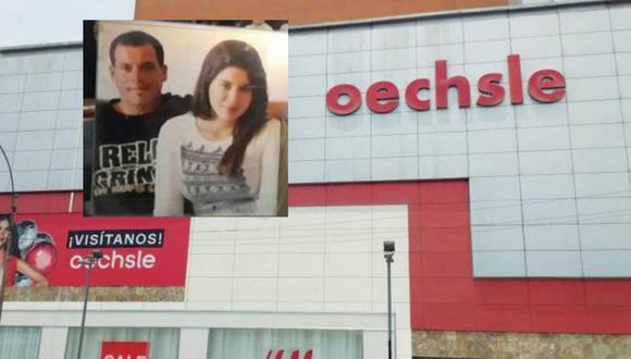 Familiares exigen justicia tras muerte en Oechsle del Real Plaza Primavera. (Foto: captura de televisión)