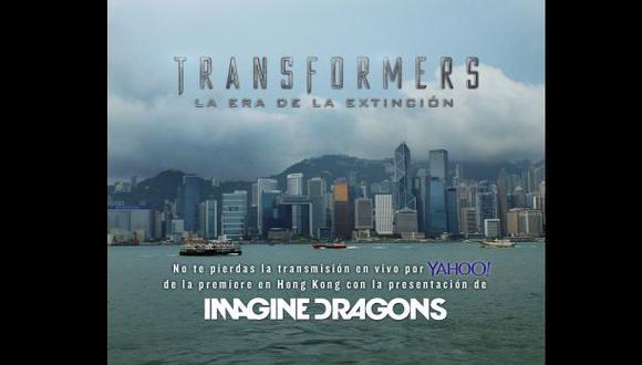 """""""Transformers 4"""": sigue en vivo el avant premiere de la cinta"""