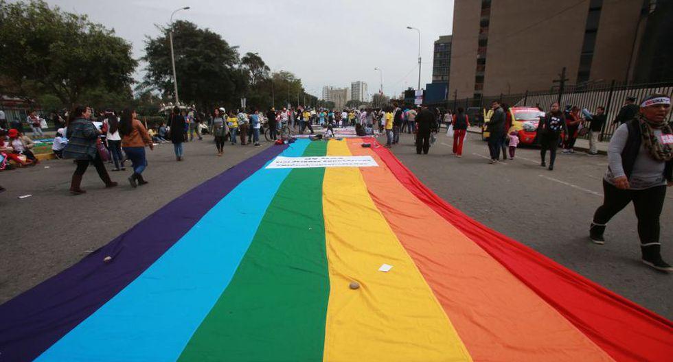 #NiUnaMenos: imágenes de la concentración pre marcha [FOTOS] - 4