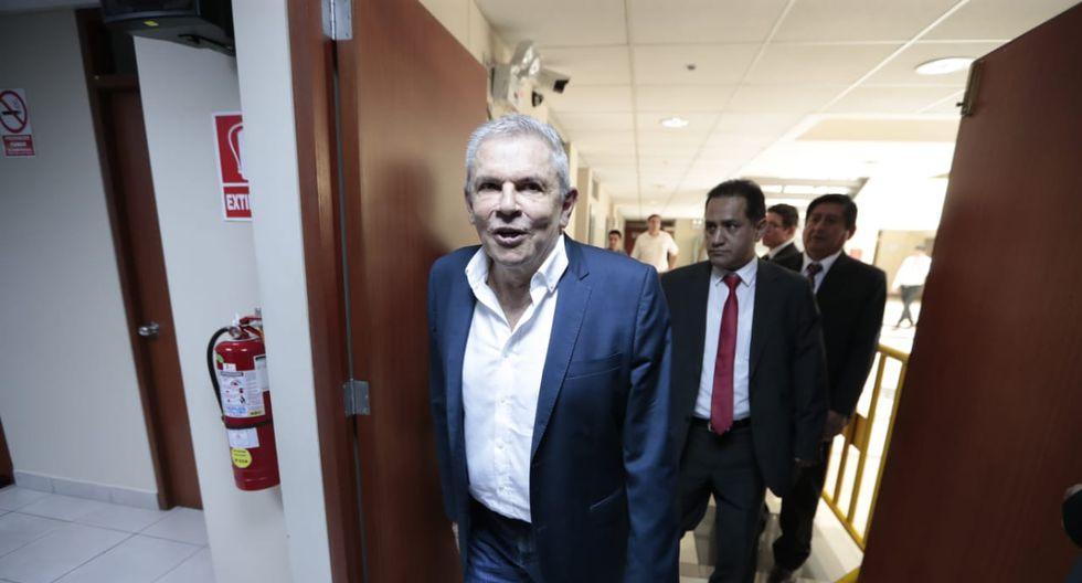 Poder Judicial ordenó 24 meses de prisión preventiva contra Luis Castañeda Lossio (Foto: GEC)