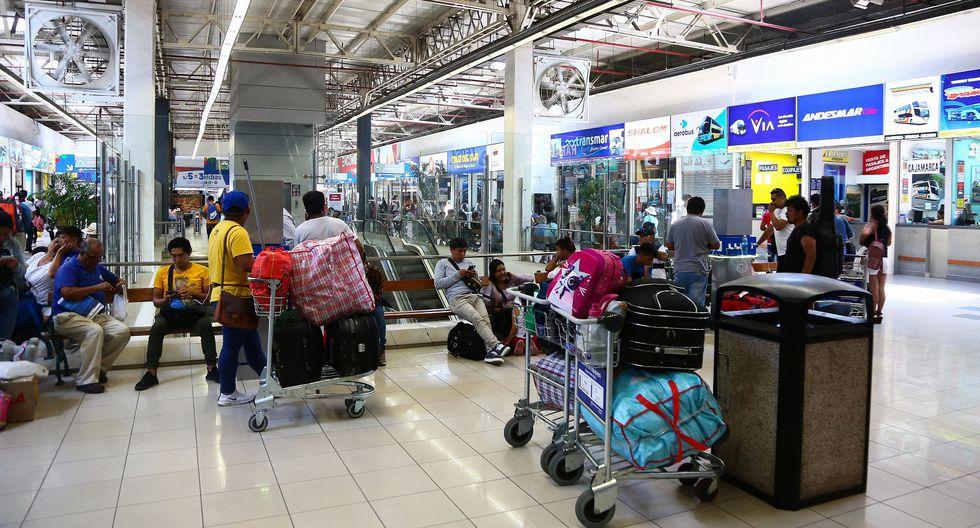 Las empresas de transporte terrestre de pasajeros consultadas anticipan una eventual caída de la demanda ante la emergencia sanitaria nacional por coronavirus. (Hugo Curotto/GEC)