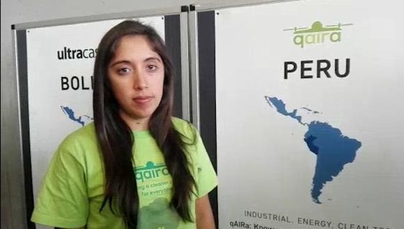 qAIRa: Estos son los planes de la premiada startup peruana