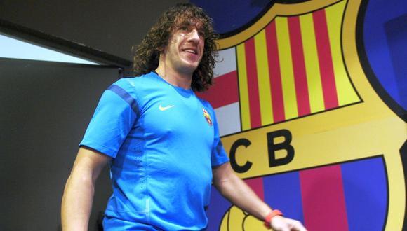 Puyol se incorpora a la dirección deportiva del Barcelona