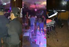 Coronavirus en Ucayali: PNP interviene casi cien personas en bar con orquesta incluida   VIDEO