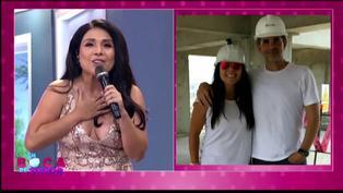 Tula Rodríguez se emociona hasta las lágrimas al escuchar canción que marcó su relación con Javier Carmona