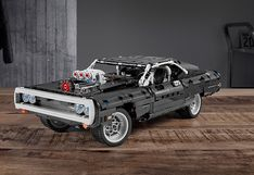 'Fast & Furious': el clásico Dodge Charger disponible en piezas de Lego | FOTOS